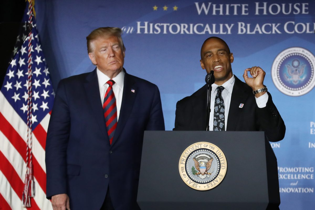 Trump Expresses Commitment to Historically Black Colleges