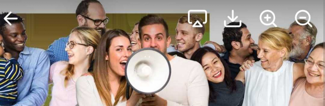 People learning english Cover Image