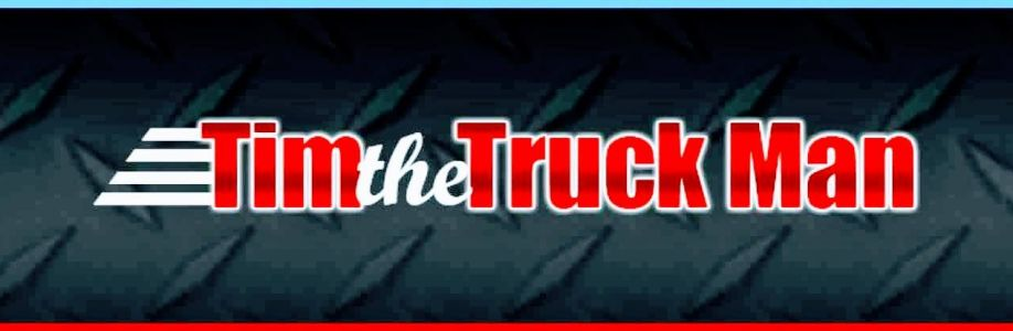 Tim The Truck Man  Cover Image