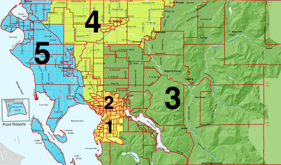 "Whatcom County Executive Candidates ""In their own words"" Ballots are out 
