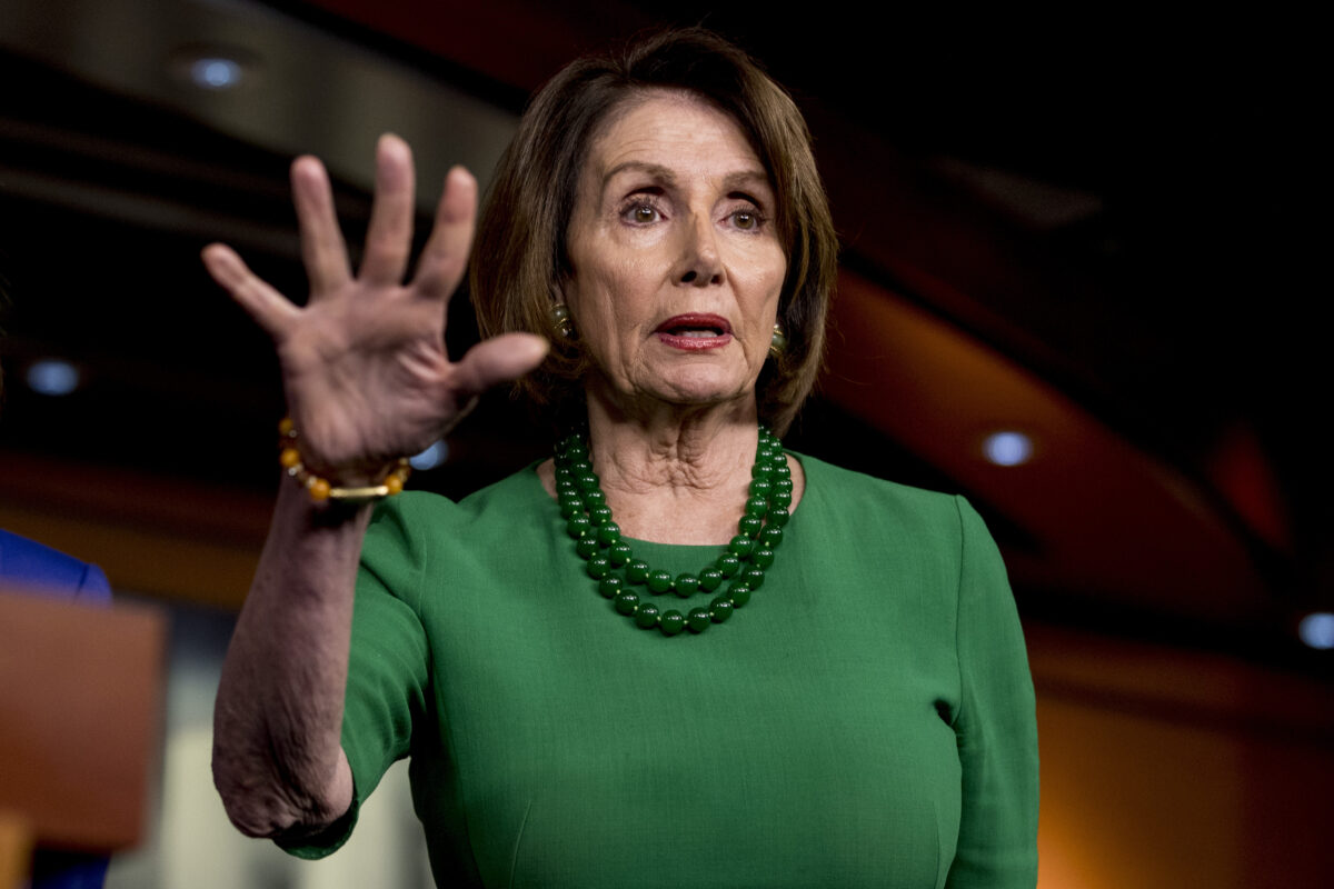 Pelosi on Impeachment Inquiry: 'Voters Are Not Going to Decide'