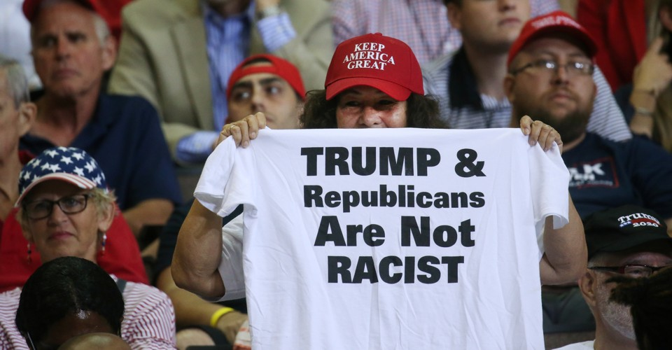Why Trump Supporters Hate Being Called Racists - The Atlantic