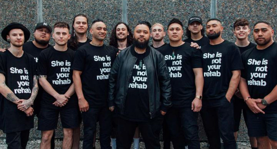 """She Is Not Your Rehab"" Barbershop Movement Urges Men To Tackle Traumatic Past"