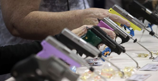Violent Crime Drops As Concealed Carry Numbers Increase