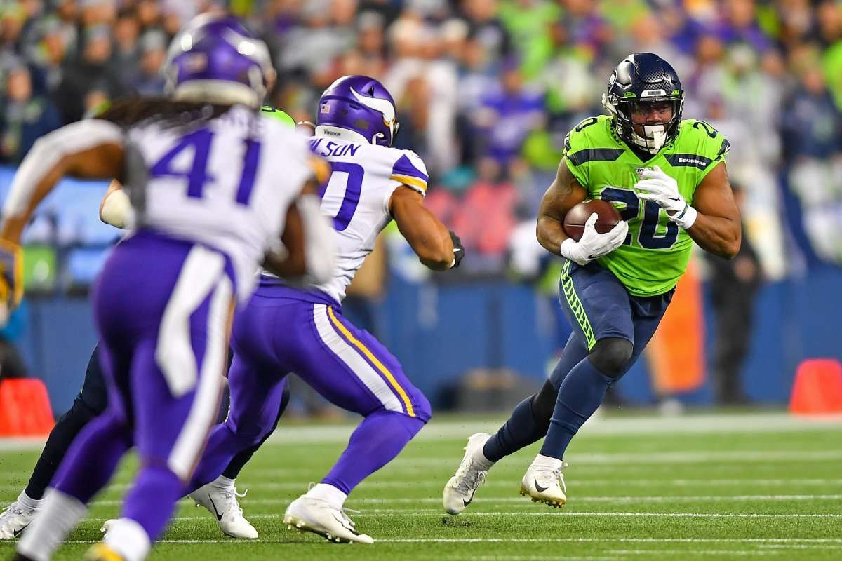 Seahawks take over 1st place in NFC West, beat Vikings 37-30 | Q13 FOX News