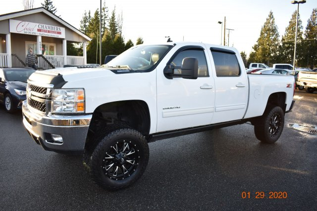 2013 Chevrolet Silverado 2500HD LTZ 1GC1KYE83DF115402 | Tim The Truck Man Lynden, WA
