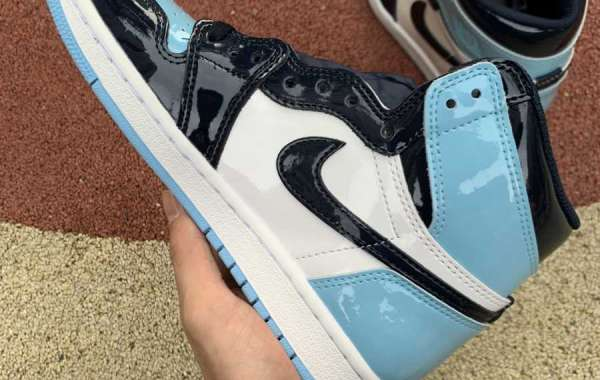 Where To Buying 2020 Air Jordan 1 High Og Blue Chill Cd0461 401 For Girls