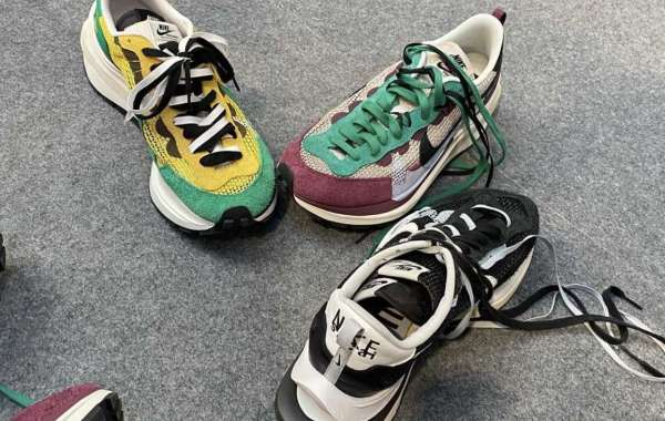 Latest 2020 Sacai x Nike Pegasus VaporFly SP Shoes For Three Color