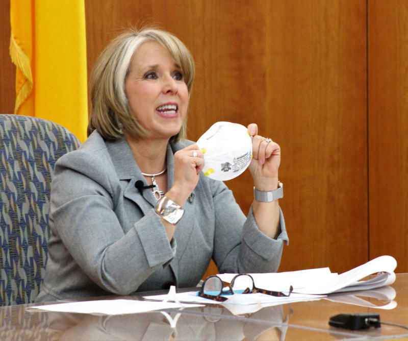 Republican Party of New Mexico Announces Legal Action Against The Governor | KRWG