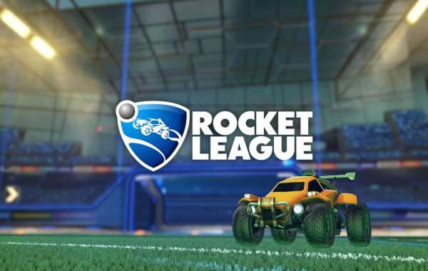 Rocket League is one of these attenuate account