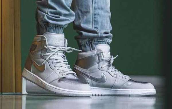 When Will the Air Jordan 1 Retro High OG Metallic Silver to Arrive?