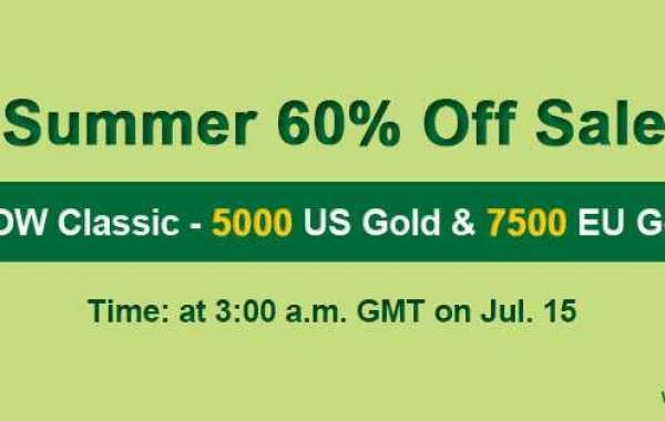Don't forget Up to 60% off cheap fast wow classic gold for WOW Classic Phase 5